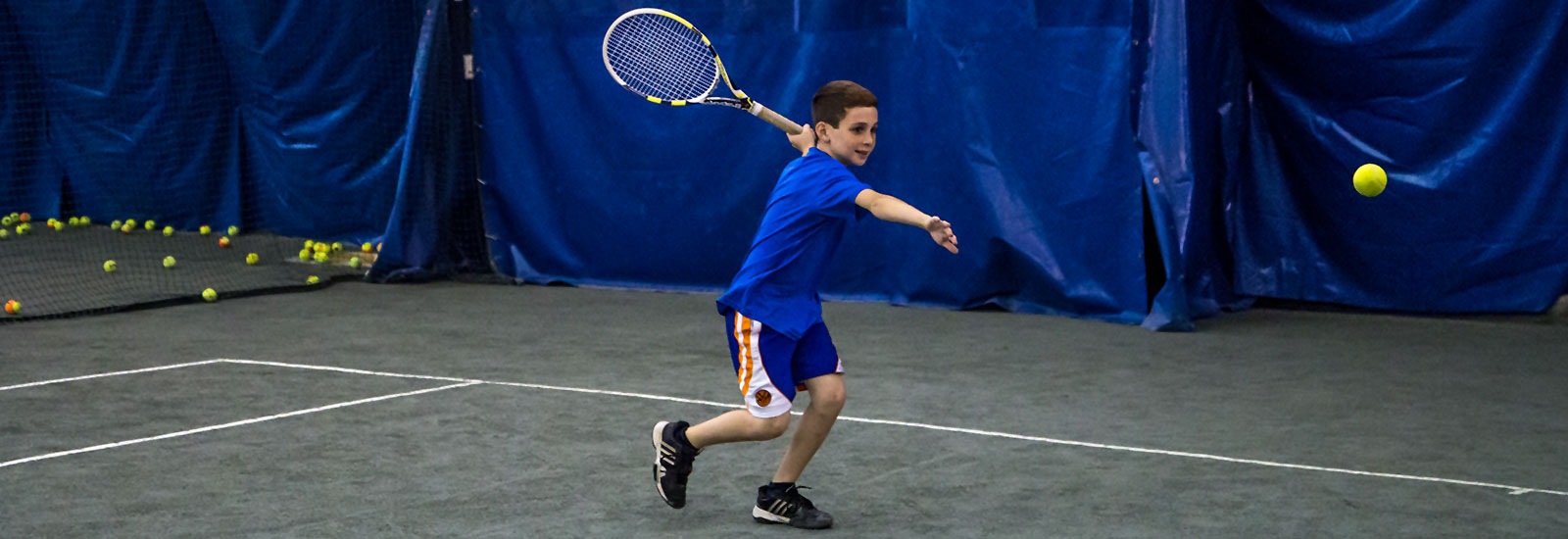 No matter what you are looking for you'll find NYC tennis the way you love it at Advantage Tennis Clubs. We serve up programming for athletes of all ages, plus camps, competitive play and tournaments for kids. Call us to arrange your next match.