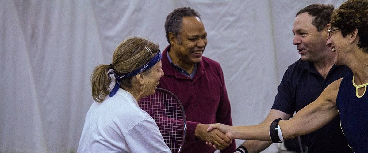 New York City Tennis Programs for Adults