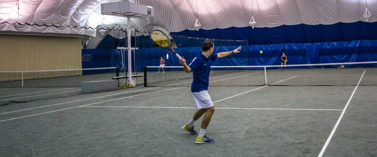 NYC Tennis Programs for Adults